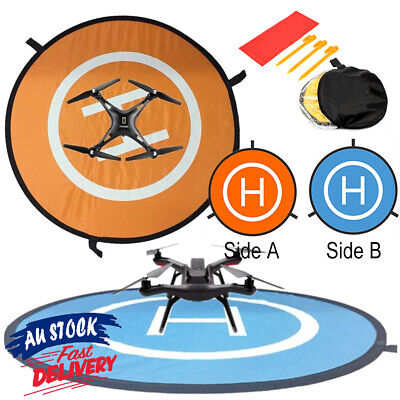 AU20.85 • Buy Launch Pad Parking Compatible With DJI Spark Mavic Air Pro Landing Pad FPV Drone