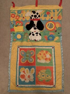 £10.43 • Buy Fisher Price  Activity Blanket Play Mat Baby Toy, Wall Hanging