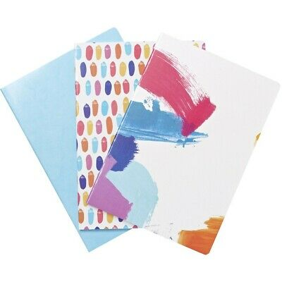 AU8 • Buy Smash Paint Life B5 Notebook - 3 Pack