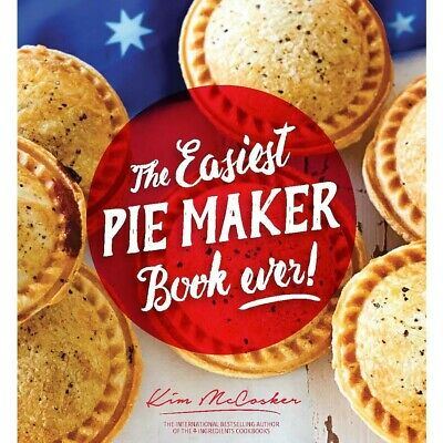 AU15 • Buy The Easiest Pie Maker Book Ever