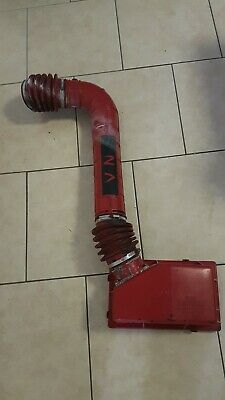 AU50 • Buy Red VN V6 Air Intake Pipe W/ Top Of Air Box May Suit Similar VR VS VP VG Etc