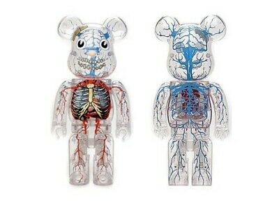 $1100 • Buy Dr. Romanelli 400% Bearbrick Be@rbrick Dr X  Halloween 2008 Medicom Rare Limited