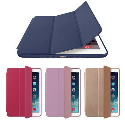 AU28.96 • Buy Leather Shockproof Smart Case For IPad 7th 6th 5th 4 3 2 1 Gen Mini Air Pro 12.9