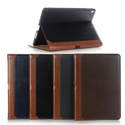 AU35.14 • Buy Leather Stand Shockproof Case For IPad 9.7  5 6 Air 2 Pro 12.9  2 3 4th Gen 2020