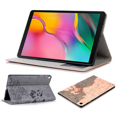 AU25.95 • Buy Leather Shockproof Case For Samsung Galaxy Tab 4 A 8 S S2 S3 S4 S5E S6 Lite 2020