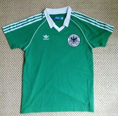 Germany 1981 82 Vintage Football Jersey Shirt Trikot Retro Remake Rare MEDIUM • 39.99£