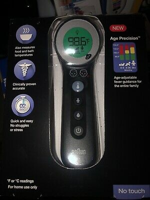 $ CDN121.43 • Buy 🚨Braun 3-in-1 No Touch Thermometer🚨 BNIB (BNT400) SHIPS FAST TODAY✈️