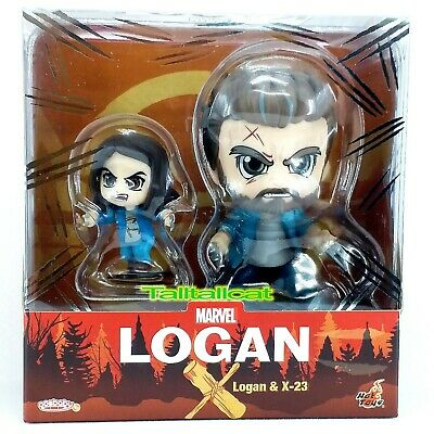 $ CDN40.02 • Buy Marvel Hot Toys COSB792 Cosbaby ( LOGAN & X-23 ) Collectible BoxSet [ In Stock ]