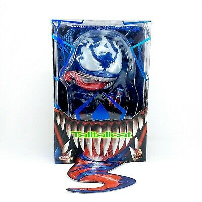 $ CDN26.68 • Buy Marvel Hot Toys COSB765 Venomized Captain America Cosbaby [ In Stock ]