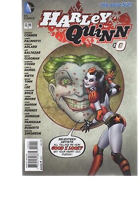 $ CDN23.43 • Buy  Harley Quinn  0 1st Print   Dc Comics New 52 Series