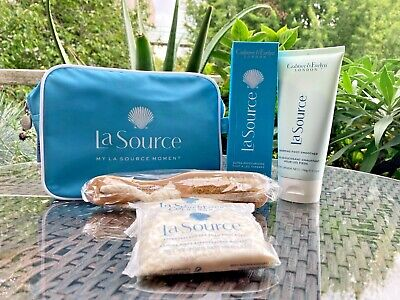 Luxury Brand Crabtree & Evelyn London New La Source 5 Piece Foot Care Gift Set  • 35£