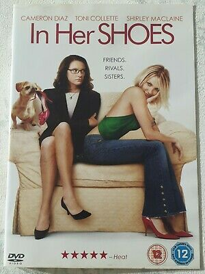 In Her Shoes (2006) Cameron Diaz, Shirley Maclaine DVD - Only Disc • 0.99£