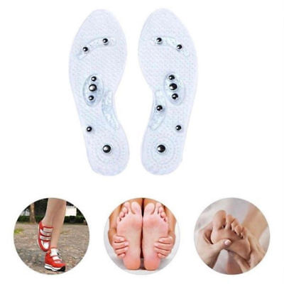 $ CDN9.71 • Buy 2 Pairs Mindinsole Silicone Insole Magnetic Therapy Anti Fatigue Massage Insoles