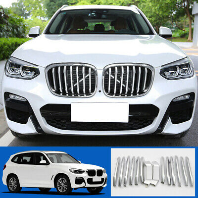 AU63.46 • Buy For BMW X3 G01 2018-2020 Car Accessories Front Center Grille Strip Cover Trim