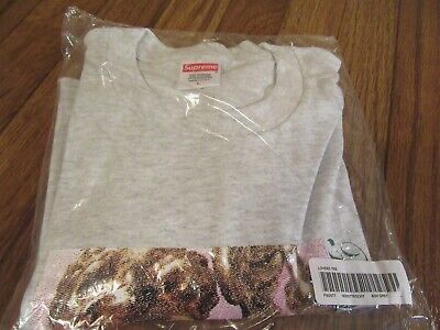 $ CDN112.36 • Buy Supreme Lovers Tee T-Shirt Size Large Ash Grey FW20 Supreme New York FW20T7 New