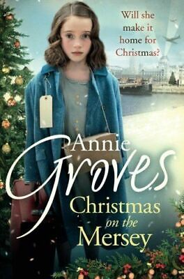 UsedVeryGood, Christmas On The Mersey, Groves, Annie, Paperback • 3.79£
