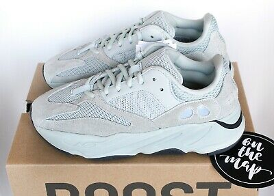 $ CDN589.52 • Buy Adidas Yeezy Boost 700 Salt Wave Runner Grey EG7487 UK 5 7 10 11 12 US New