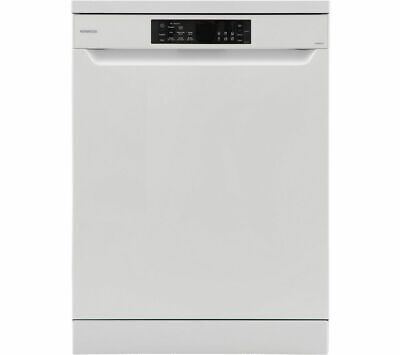 View Details KENWOOD KDW60W20 Full-size Dishwasher 12 Place Quick Wash White - Currys • 229.99£
