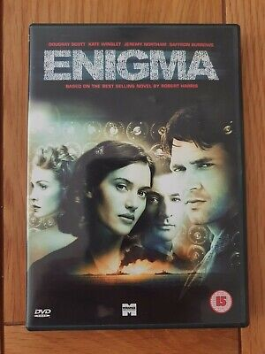 Enigma - Dvd Edition - Like New • 1.95£