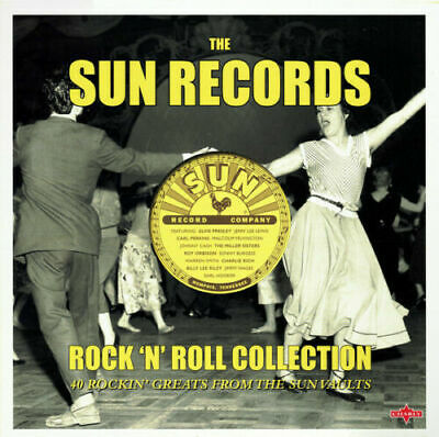 £12.85 • Buy Various ?– The Sun Records Rock 'N' Roll Collection [New & Sealed] 12  Vinyl