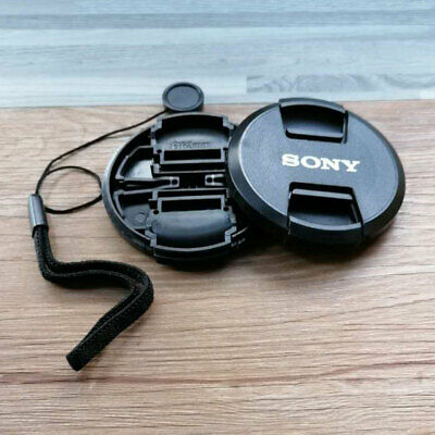 $ CDN7.25 • Buy New Sony Lens Cap 49 52 55 62 16-50 18-55 A5100 A6000 Camera Protective Cover