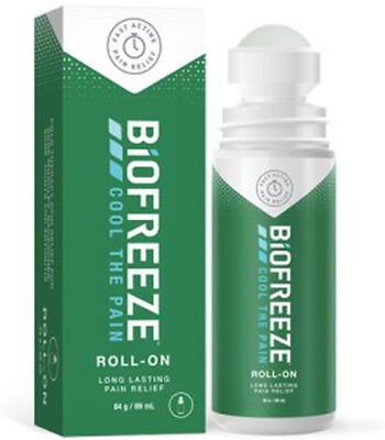Biofreeze Cool The Pain Roll On 89ml Pack 3 • 30.99£