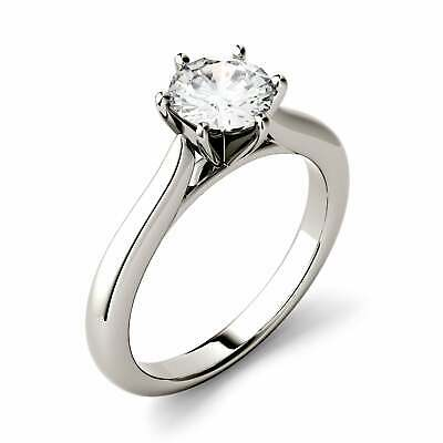 AU467.35 • Buy Diamond Ring- 1.50 Ct Solitaire- Great Shine & Luster. Certified. Off-White. AAA
