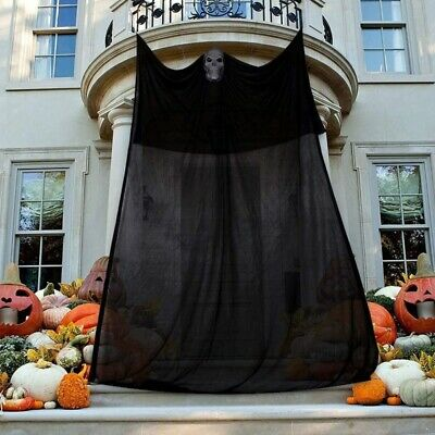 $ CDN21.66 • Buy 10.8ft Halloween Ghost Hanging Decorations Scary Props Creepy Home Decor