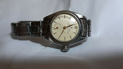 $ CDN2585.39 • Buy ALL ORIGINAL VINTAGE AUTOMATIC  WOMEN'S 1940s ROLEX OYSTER PERPETUAL