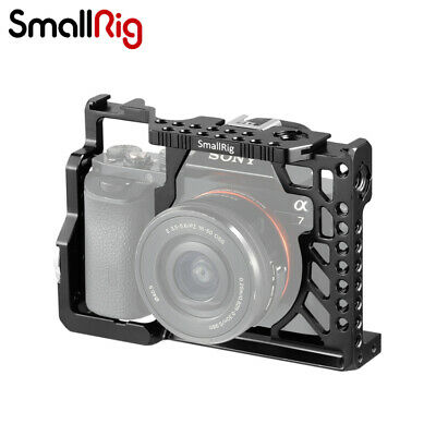$ CDN97.74 • Buy SmallRig A7 Camera Cage/Handle/Articulating Arm/Cable Clamp For SONY A7/A7S/A7R