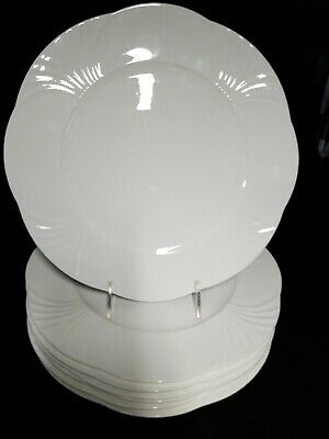 Pair Of Villeroy & Boch ARCO WEISS Service Plate (Charger) Mint Condition • 62.87£