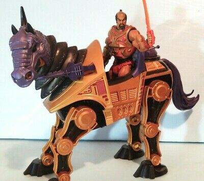 $195 • Buy MASTERS OF THE UNIVERSE CLASSICS 6  JITSU AND NIGHTSTALKER MOTUC Complete !!!