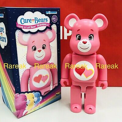 $254.99 • Buy Medicom Be@rbrick America Greeting Care Bears Love A Lot Bear 400% Bearbrick