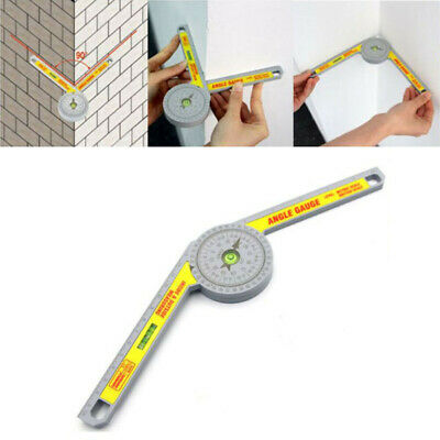Table Saw Miter Gauge Protractor Angle Finder Measuring Tool Carpentry • 7.84£