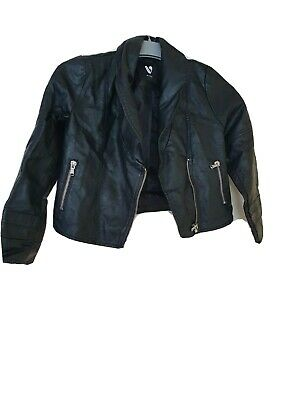 Child Leather Jacket • 6.25£