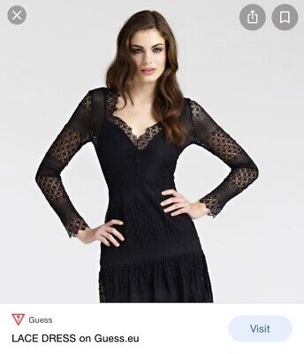 Guess Lacey Dress • 26.40£
