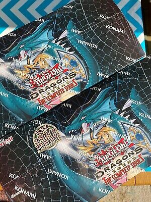 Yu-Gi-Oh! TCG Dragons Of Legends The Complete Series PRE-ORDER CASE( 8 Boxes) • 115£