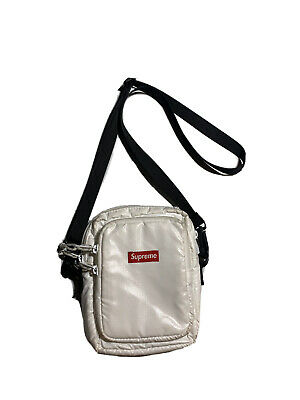 $ CDN82.92 • Buy SUPREME Crossbody Bag AUTHENTIC White