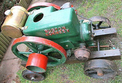 Ruston Hornsby PB Stationary Engine • 465£