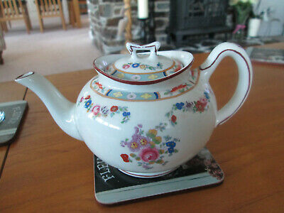 £16.50 • Buy VINTAGE SOL FLORAL SMALL TEAPOT By  J & G MEAKIN