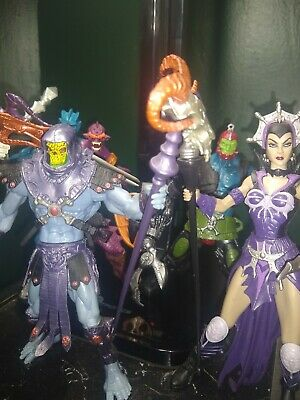 $90 • Buy Masters Of The Universe 200x Lot Skeletor. Evillyn Twobad Trapjaw