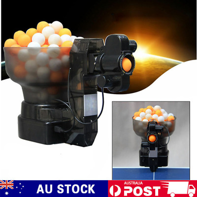 AU303.05 • Buy HP-07 Ping-pong Automatic Machine Table Tennis Robot Ball Machine Practice 220V