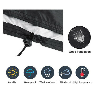 AU25.78 • Buy Outdoor Treadmill Cover Running Jogging Machine Dustproof Protection Waterproof