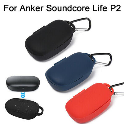 AU11.25 • Buy Soft Silicone Cover Relpacement Anti-fall Case For Anker Soundcore Life P2
