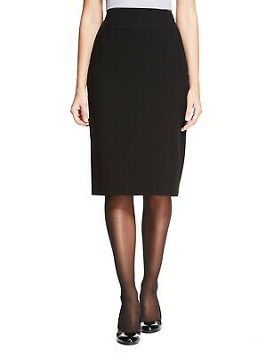 £8.49 • Buy NEW RRP £19.50 Ex M&S Collection Knee Length Panelled Pencil Skirt