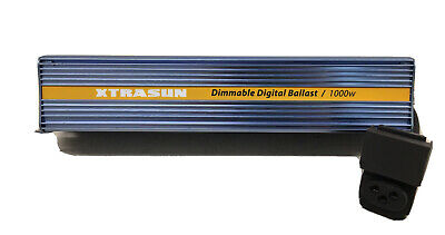 Xtrasun XTE1THD Dimmable Digital Ballast 1000W, 120-240V #8292 • 50.74£