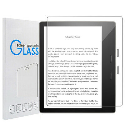 AU17.99 • Buy For Amazon Kindle Oasis 7  2019 Tempered Glass LCD Screen Protector Flim Guard