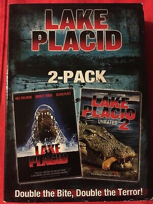 Lake Placid 2 Pack DVD Collection Rare Hard To Find • 25.03£