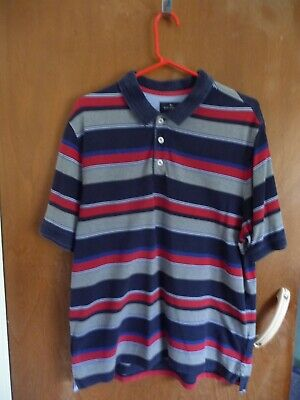 Marks And Spencer Blue Harbour Polo Shirt Large Size • 6.95£