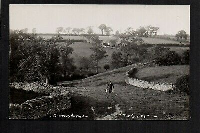 £6 • Buy Chipping Norton - The Cleves - Real Photographic Postcard